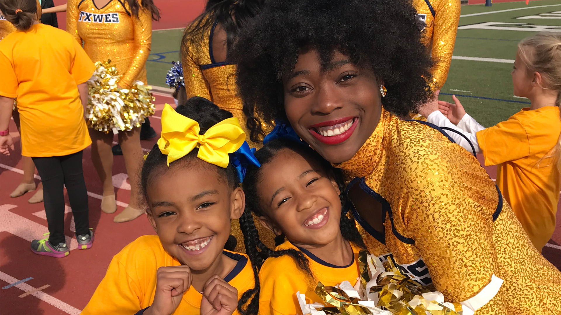 Gold Line Dances Youth Clinic set for Nov. 2 - Texas Wesleyan University  Athletics